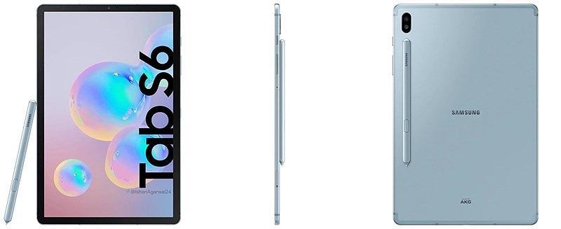 Ra mắt cùng đợt với Note 10, Galaxy Tab S6 liệu có 'đánh bật' được iPad? Ảnh 4