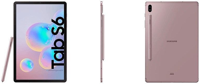 Ra mắt cùng đợt với Note 10, Galaxy Tab S6 liệu có 'đánh bật' được iPad? Ảnh 1