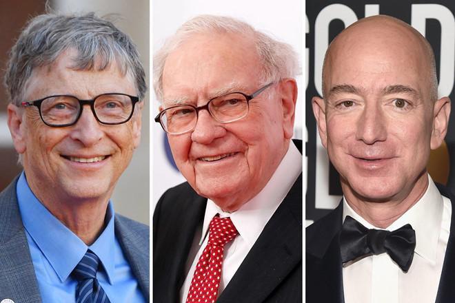 Không phải Jeff Bezos, đây mới là người giàu nhất mọi thời đại Ảnh 1
