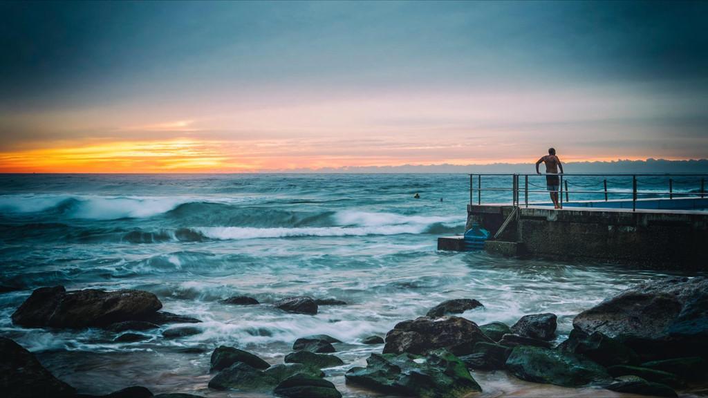 Bể bơi giữa biển khơi, trải nghiệm độc nhất ở Australia Ảnh 5