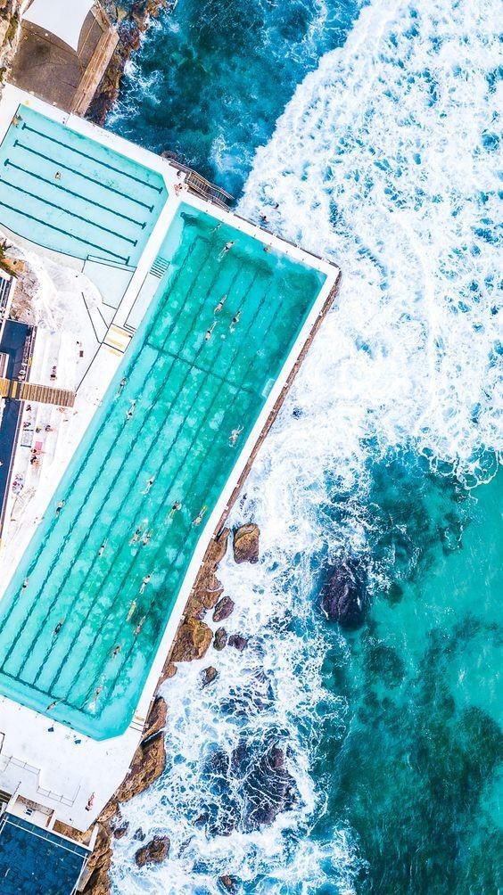 Bể bơi giữa biển khơi, trải nghiệm độc nhất ở Australia Ảnh 7