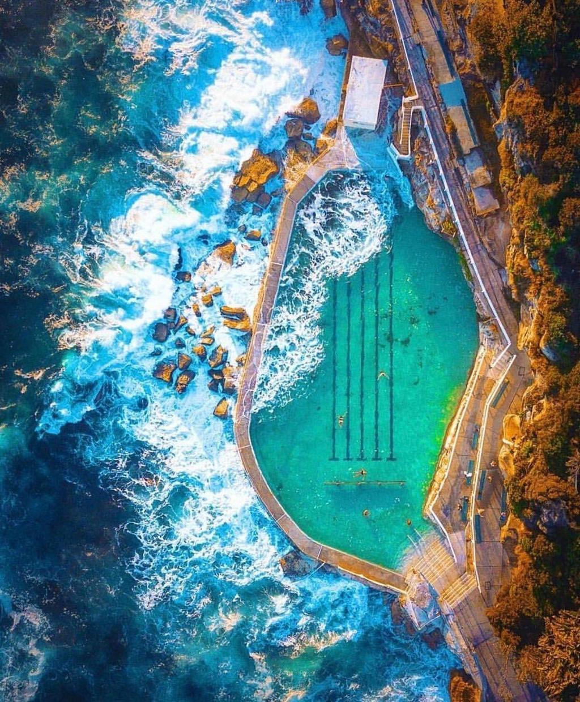 Bể bơi giữa biển khơi, trải nghiệm độc nhất ở Australia Ảnh 8