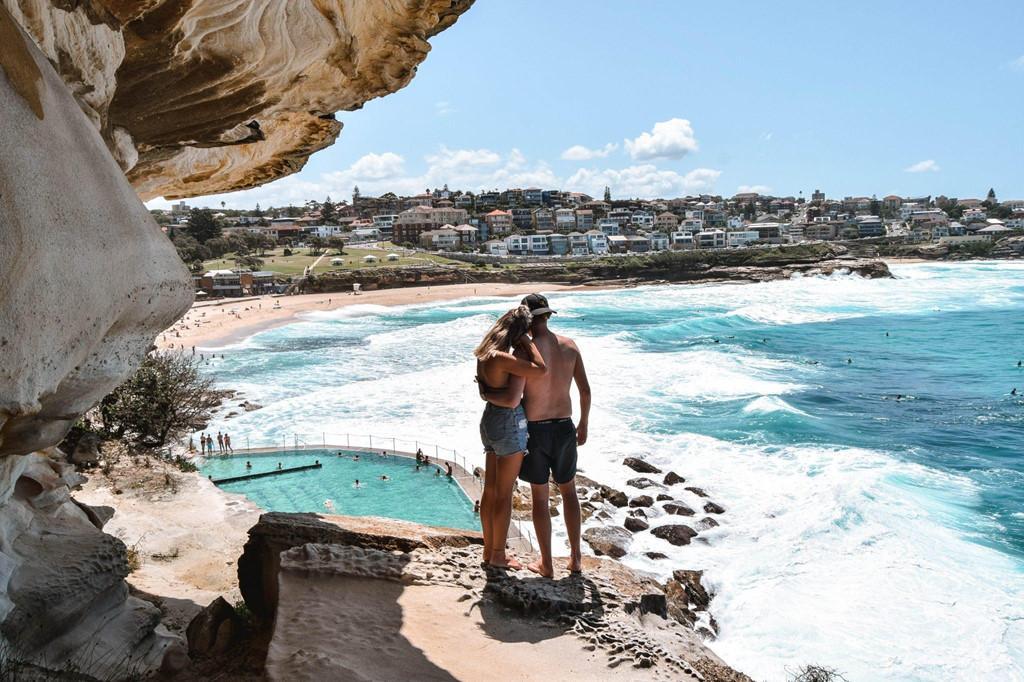 Bể bơi giữa biển khơi, trải nghiệm độc nhất ở Australia Ảnh 6
