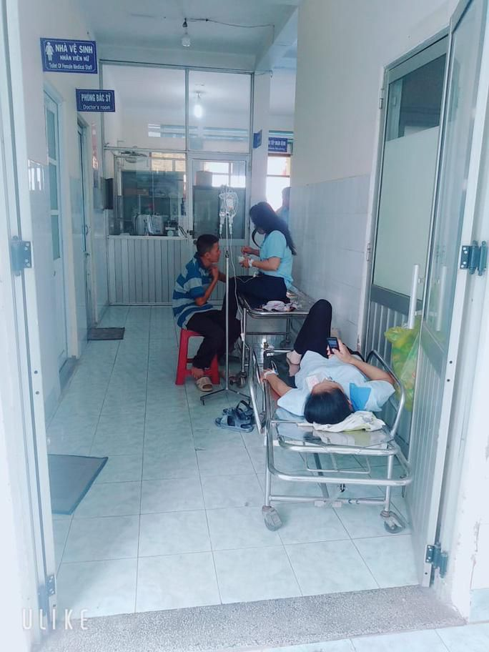 Vụ xịt thuốc diệt mối mọt: Thêm nhiều công nhân nhập viện Ảnh 1