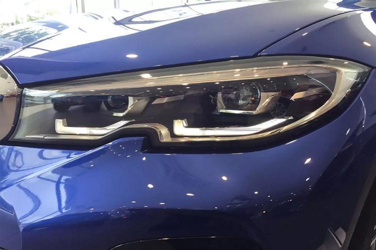 Cận cảnh BMW 330i M Sport giá 2,38 tỷ đồng tại Việt Nam Ảnh 5