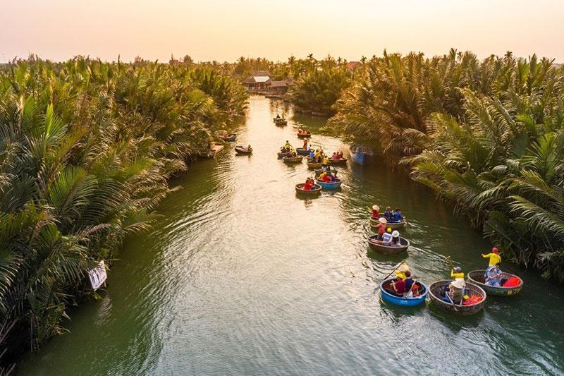 Hồi sinh 'con đường tơ lụa' trên sông Cổ Cò nối Đà Nẵng - Hội An Ảnh 1