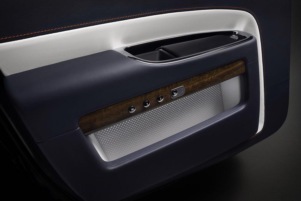 Chiêm ngưỡng bộ sưu tập Rolls-Royce Ghost đặc biệt, chỉ 50 chiếc ra lò Ảnh 5