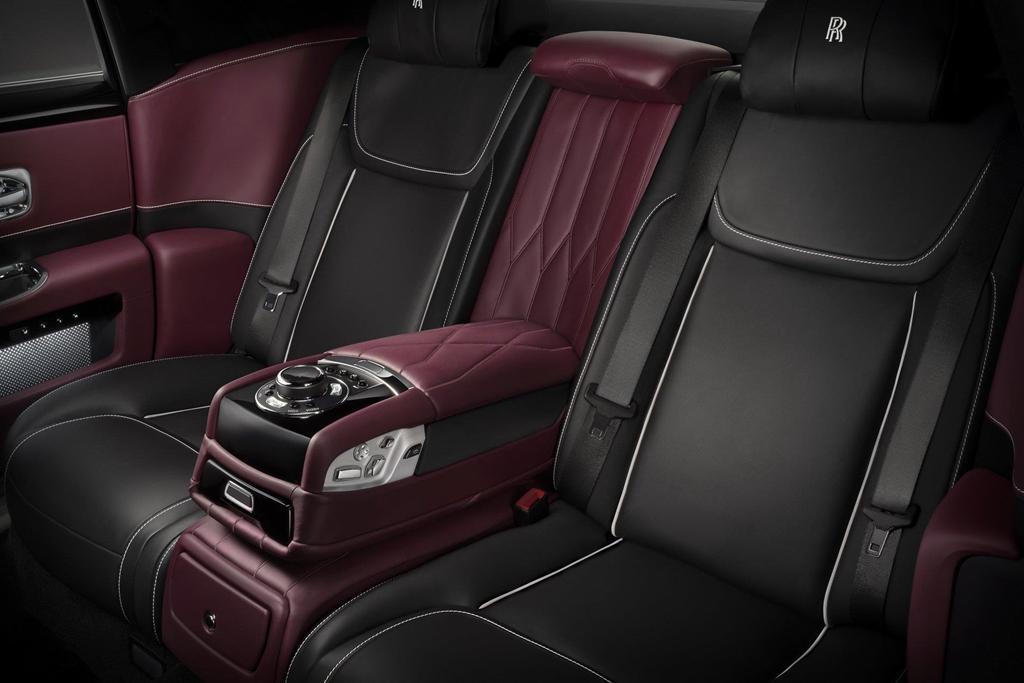 Chiêm ngưỡng bộ sưu tập Rolls-Royce Ghost đặc biệt, chỉ 50 chiếc ra lò Ảnh 9