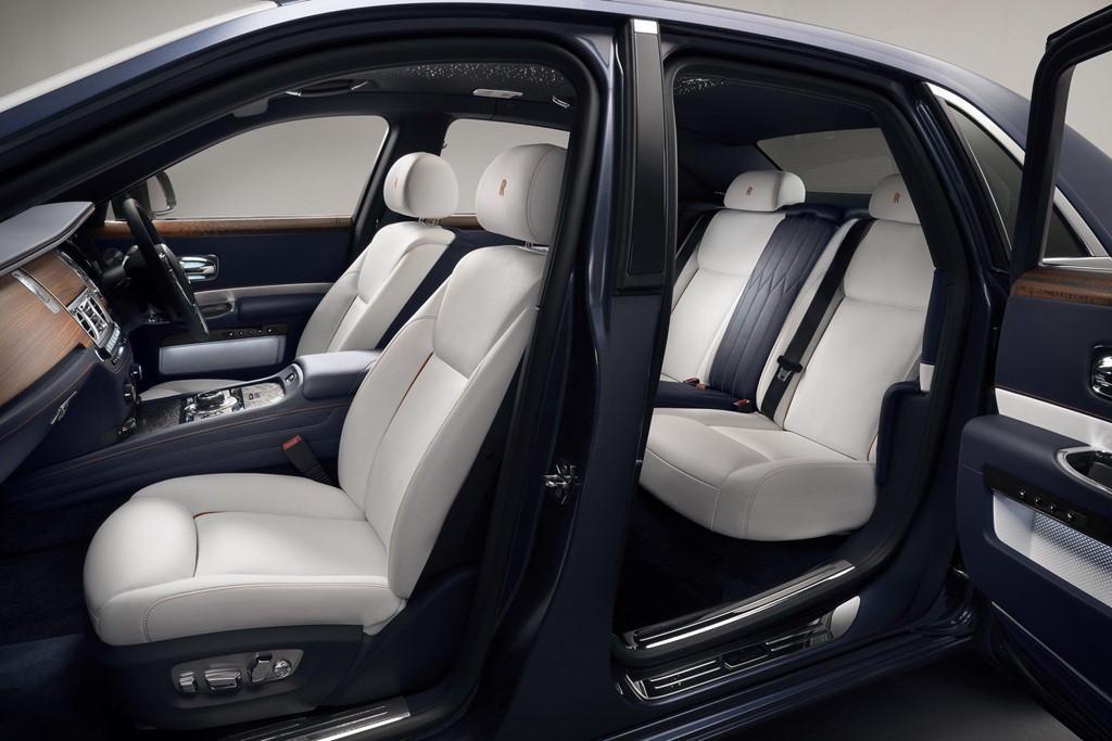 Chiêm ngưỡng bộ sưu tập Rolls-Royce Ghost đặc biệt, chỉ 50 chiếc ra lò Ảnh 3