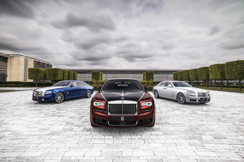 Chiêm ngưỡng bộ sưu tập Rolls-Royce Ghost đặc biệt, chỉ 50 chiếc ra lò Ảnh 11