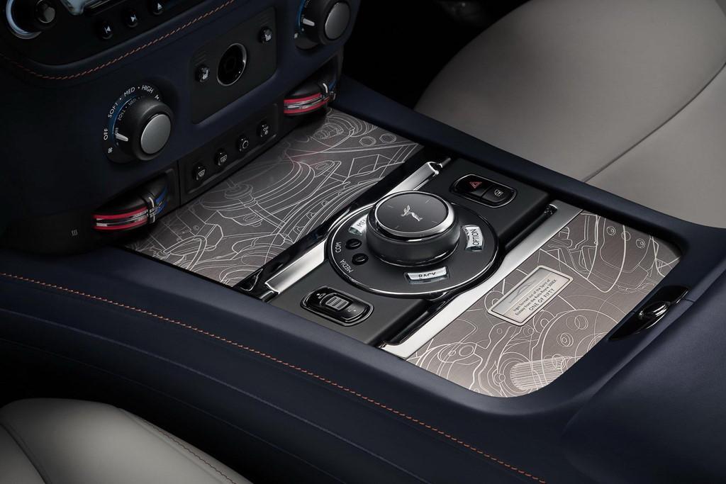 Chiêm ngưỡng bộ sưu tập Rolls-Royce Ghost đặc biệt, chỉ 50 chiếc ra lò Ảnh 10