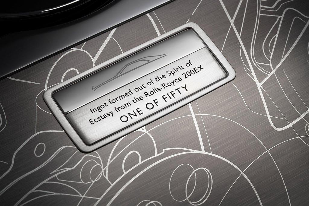 Chiêm ngưỡng bộ sưu tập Rolls-Royce Ghost đặc biệt, chỉ 50 chiếc ra lò Ảnh 6