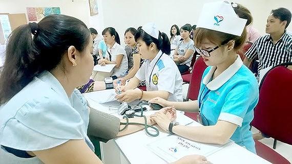 25% dân số mắc các bệnh lý tim mạch Ảnh 1