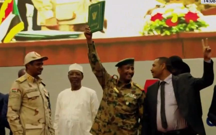 Sudan chấm rứt nội chiến, một thành tựu lịch sử vĩ đại Ảnh 1