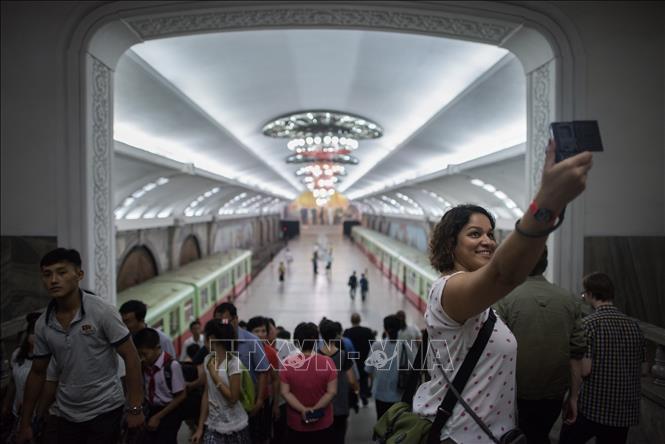 Triều Tiên thu hút khách du lịch châu Âu Ảnh 1