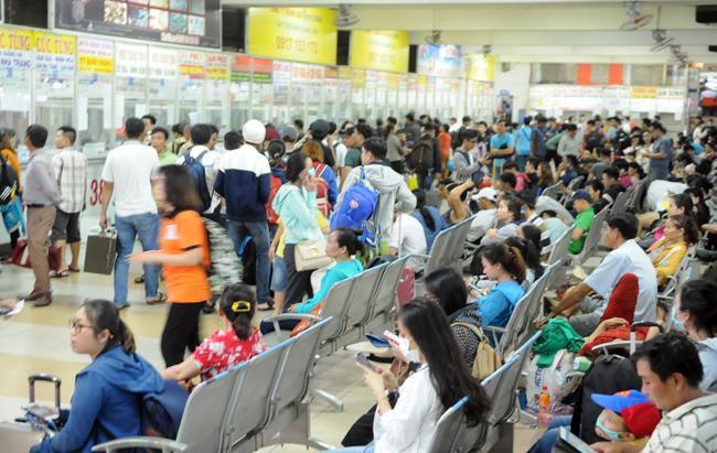 Giá vé tàu, xe dịp lễ Quốc khánh 2/9 tăng không quá 40% Ảnh 2