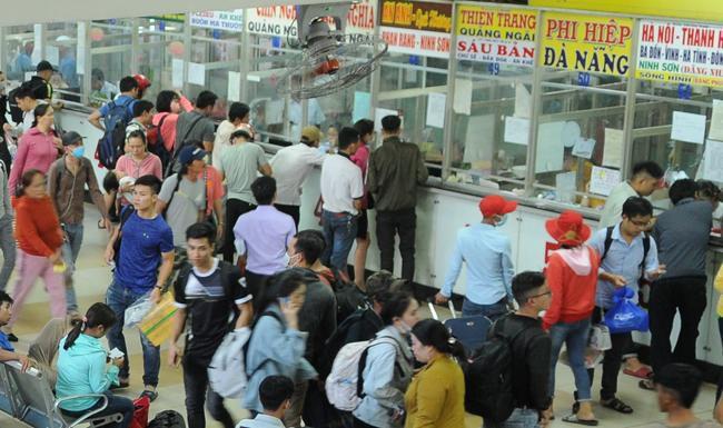Giá vé tàu, xe dịp lễ Quốc khánh 2/9 tăng không quá 40% Ảnh 1