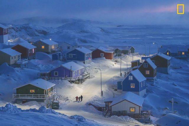 Greenland, hòn đảo Tổng thống Trump đòi mua đẹp đến thế nào? Ảnh 3