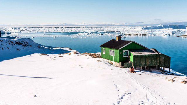 Greenland, hòn đảo Tổng thống Trump đòi mua đẹp đến thế nào? Ảnh 7