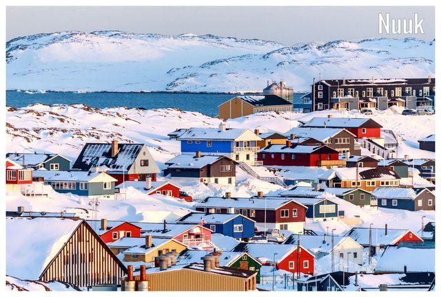 Greenland, hòn đảo Tổng thống Trump đòi mua đẹp đến thế nào? Ảnh 4