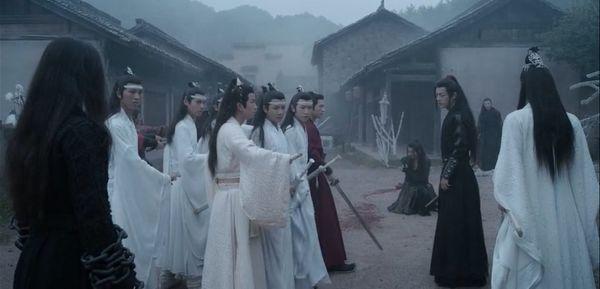 'Trần Tình Lệnh': Nhiếp Hoài Tang - Vở kịch lớn này cũng đến lúc nên hạ màn rồi! Ảnh 52