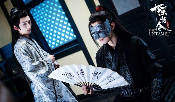 'Trần Tình Lệnh': Nhiếp Hoài Tang - Vở kịch lớn này cũng đến lúc nên hạ màn rồi! Ảnh 46