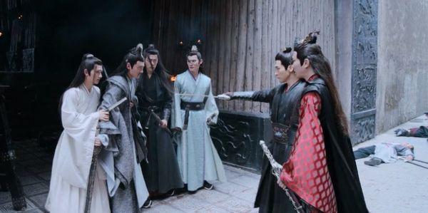 'Trần Tình Lệnh': Nhiếp Hoài Tang - Vở kịch lớn này cũng đến lúc nên hạ màn rồi! Ảnh 21