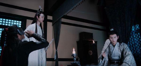 'Trần Tình Lệnh': Nhiếp Hoài Tang - Vở kịch lớn này cũng đến lúc nên hạ màn rồi! Ảnh 42