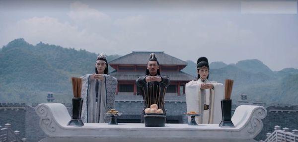'Trần Tình Lệnh': Nhiếp Hoài Tang - Vở kịch lớn này cũng đến lúc nên hạ màn rồi! Ảnh 32