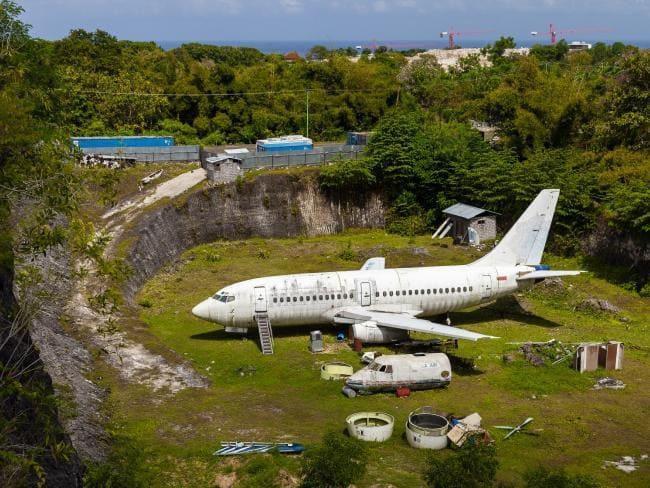 Những vụ bỏ hoang máy bay tai tiếng trên thế giới Ảnh 4