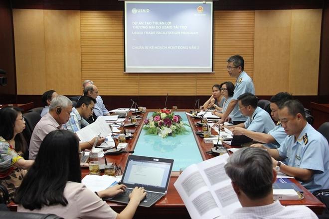 Thúc đẩy việc thực hiện Dự án hỗ trợ kỹ thuật tạo thuận lợi thương mại Ảnh 1
