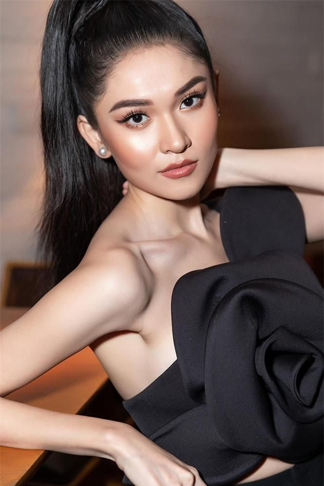 Á hậu Thùy Dung 'lột xác' với phong cách táo bạo Ảnh 5
