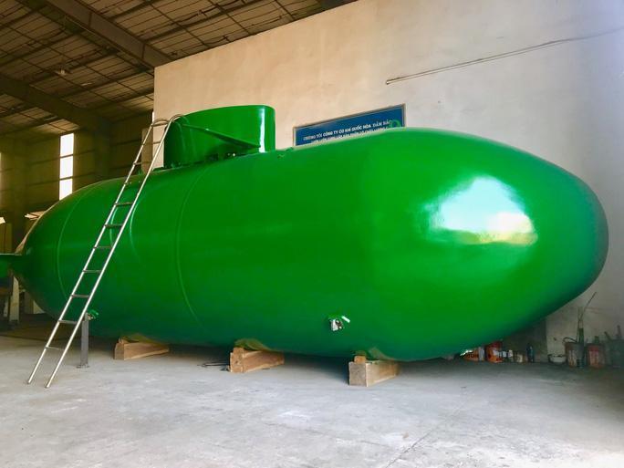 Doanh nhân 'hai lúa' và giấc mơ tàu ngầm Việt vươn khơi Ảnh 3