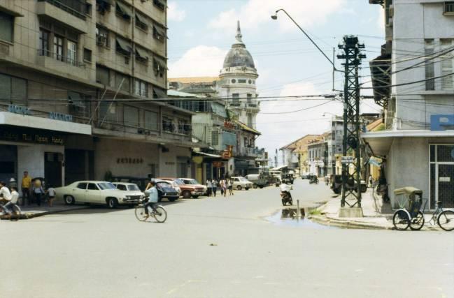 Những góc Sài Gòn xưa yên bình qua loạt ảnh màu Ảnh 13