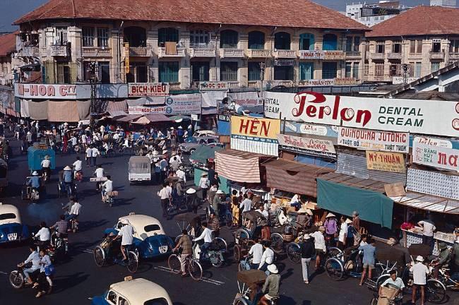 Những góc Sài Gòn xưa yên bình qua loạt ảnh màu Ảnh 12