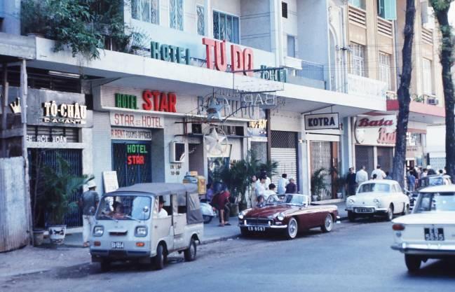 Những góc Sài Gòn xưa yên bình qua loạt ảnh màu Ảnh 5