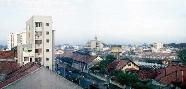 Những góc Sài Gòn xưa yên bình qua loạt ảnh màu Ảnh 14