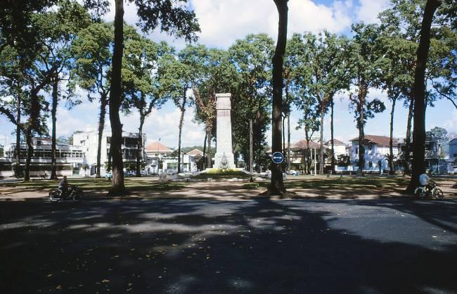 Những góc Sài Gòn xưa yên bình qua loạt ảnh màu Ảnh 7