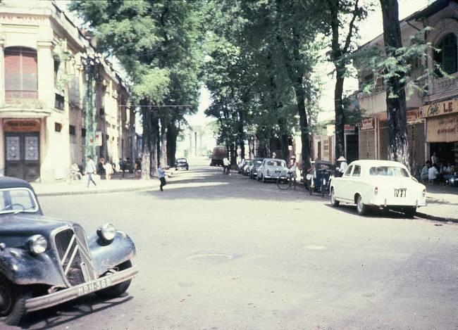 Những góc Sài Gòn xưa yên bình qua loạt ảnh màu Ảnh 11