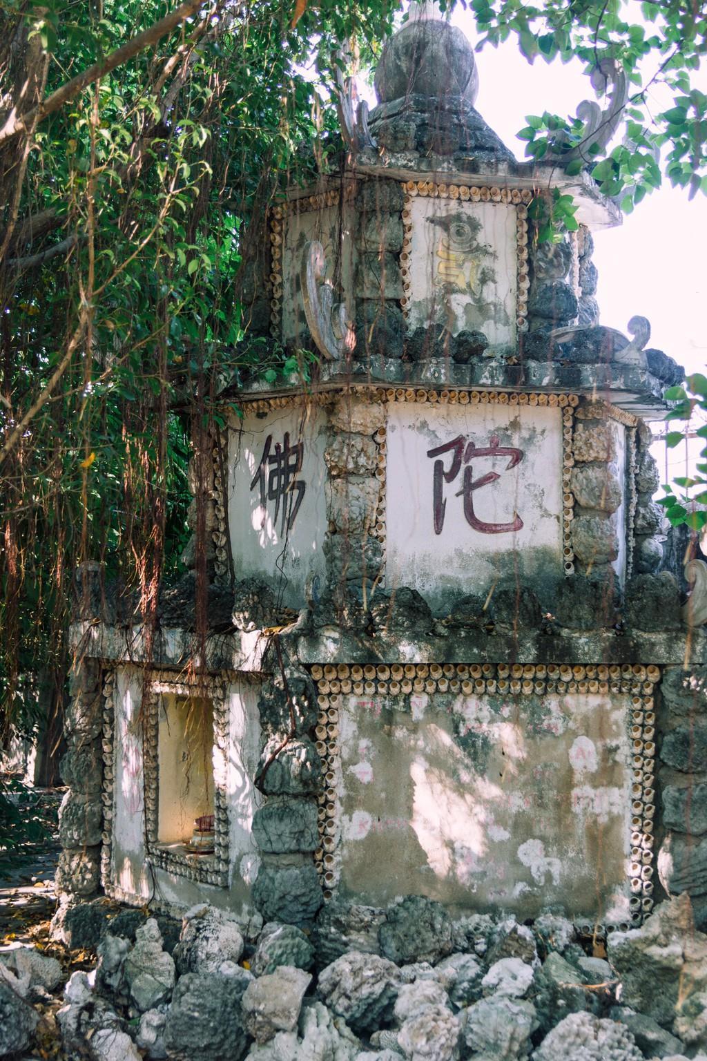 Ngôi chùa vỏ ốc ở Cam Ranh đẹp khác lạ trên báo nước ngoài Ảnh 3