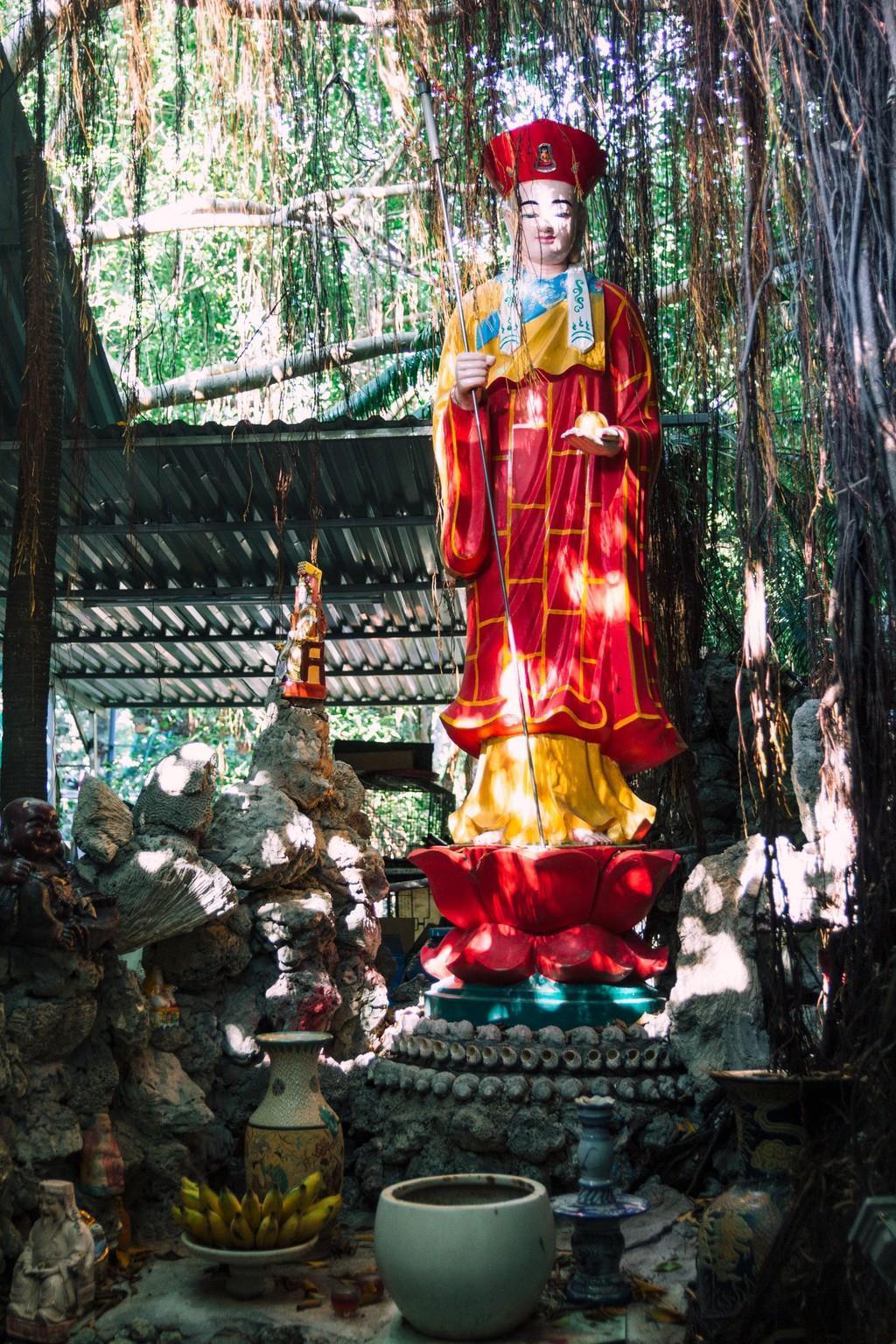 Ngôi chùa vỏ ốc ở Cam Ranh đẹp khác lạ trên báo nước ngoài Ảnh 8