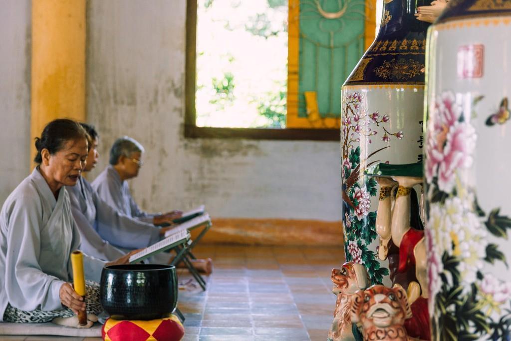 Ngôi chùa vỏ ốc ở Cam Ranh đẹp khác lạ trên báo nước ngoài Ảnh 11