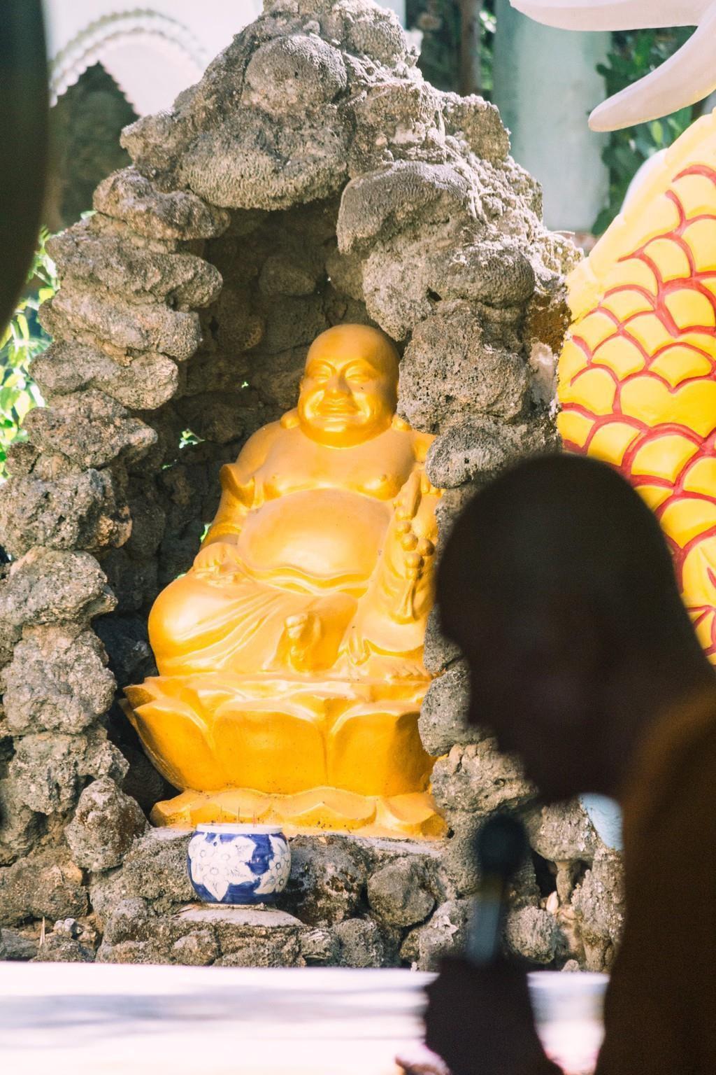 Ngôi chùa vỏ ốc ở Cam Ranh đẹp khác lạ trên báo nước ngoài Ảnh 6