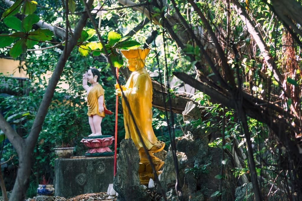 Ngôi chùa vỏ ốc ở Cam Ranh đẹp khác lạ trên báo nước ngoài Ảnh 13