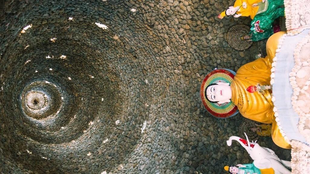 Ngôi chùa vỏ ốc ở Cam Ranh đẹp khác lạ trên báo nước ngoài Ảnh 10