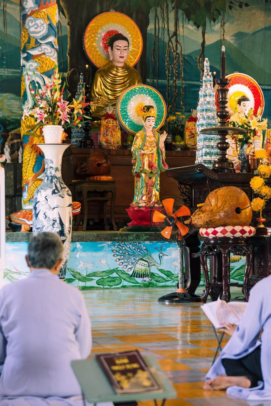 Ngôi chùa vỏ ốc ở Cam Ranh đẹp khác lạ trên báo nước ngoài Ảnh 12