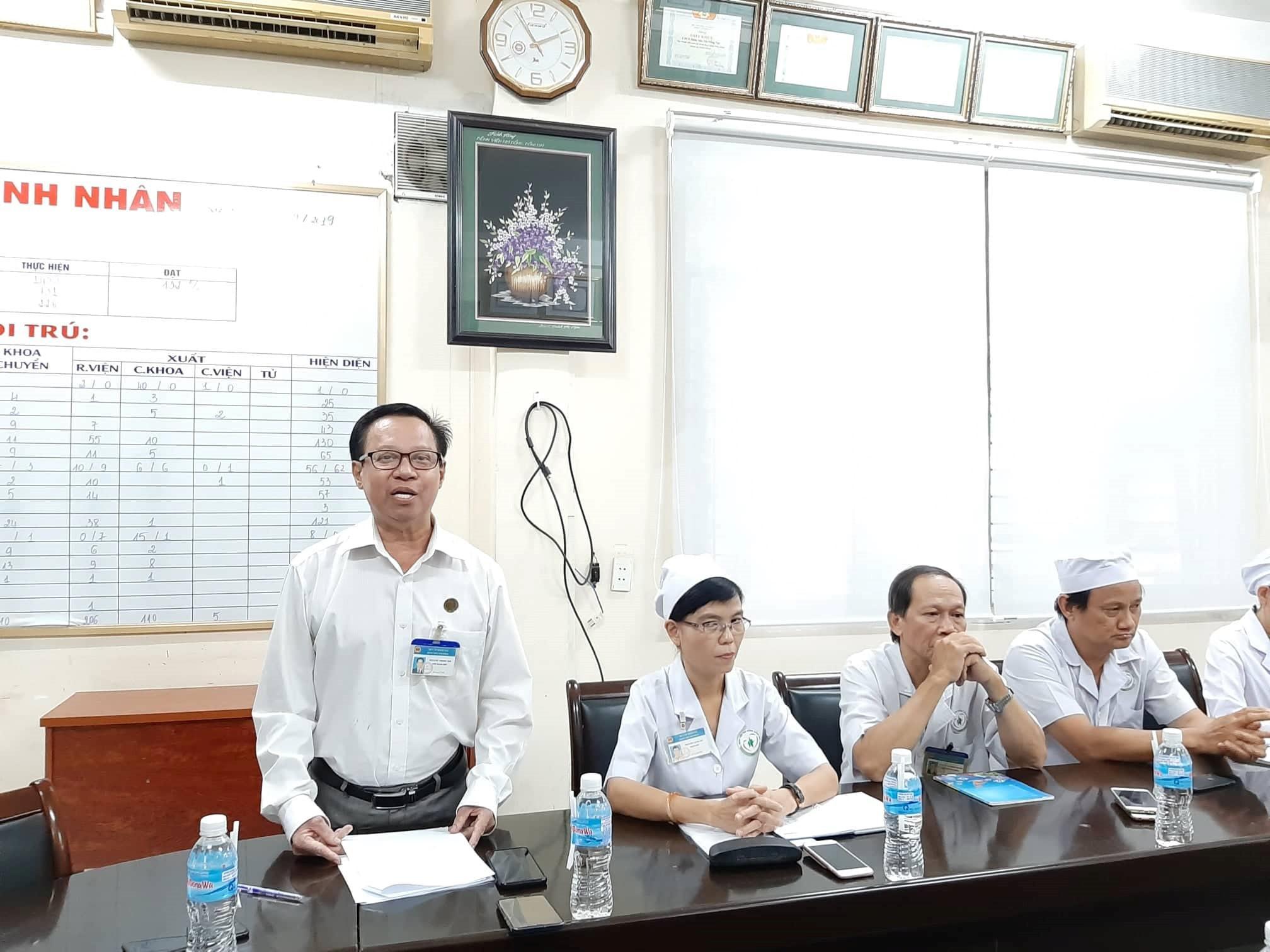 Bệnh viện Nhi đồng Đồng Nai nhận sai trong vụ bệnh nhi 13 tuổi tử vong Ảnh 1
