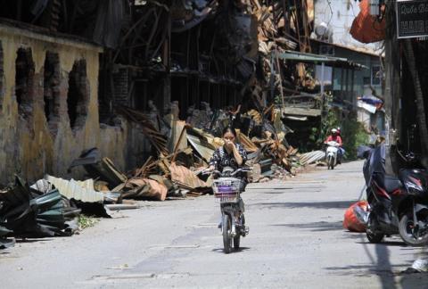 Vênh số lượng thủy ngân sau cháy Rạng Đông: Vì sao? Ảnh 1