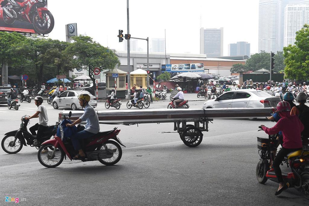 Phạm Hùng - Nguyễn Hoàng, nút giao bát nháo nhất phía tây thủ đô Ảnh 18