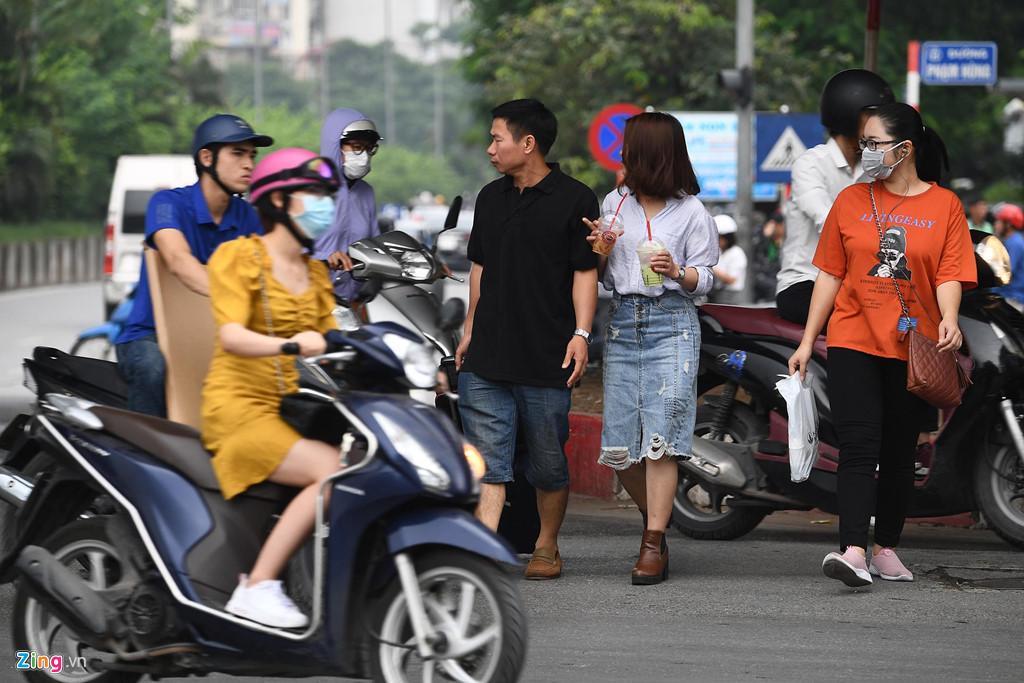 Phạm Hùng - Nguyễn Hoàng, nút giao bát nháo nhất phía tây thủ đô Ảnh 16